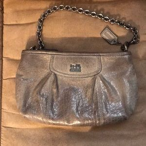 Coach small hand bag